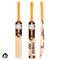 Gas 20 @ 20 Kashmir Willow Cricket Bat