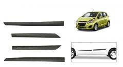 Side beading for cars - MP Car Original Side Beading Matt Black - CHEVROLET SPARK