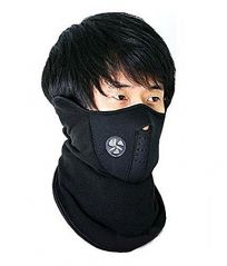 Bike Half Cover Face Anti-pollution Mask - Automobile Accessories