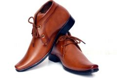 Semana  Brown Formal Shoe For Men