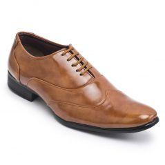 Formal Shoes (Men's) - Semana Tan Formal Shoe