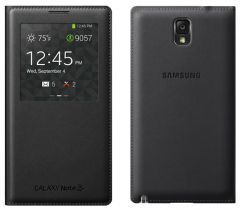 Samsung Galaxy Note 3 Neo N7505(S-View) Flip Cover (Product Code - DDFFC131)