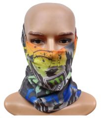 Capeshoppers Stylsih bandana or face wrap for Universal