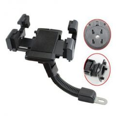 Capeshoppers Universal Mount Holder for all Mobile Phones ,PDA For TVS Pep+ Scooty