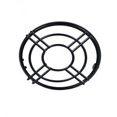 Capeshoppers Round Circle Grill Cover For Royal  classic chrome