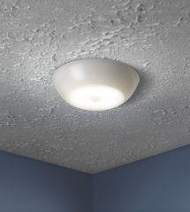 MrBeams MB990 Wireless UltraBright Motion Sensor Ceiling Light, White