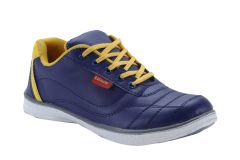 Bachini Laceup For Men-(Code-1512-Navy Blue)
