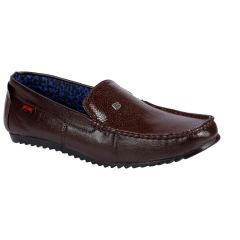Gift Or Buy Bachini Loafer For Men-(Code-1585-Brown)