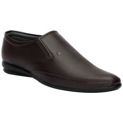 BACHINI Brown Formal Shoes for Men (Product Code - 1594-Brown)