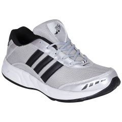 Bachini Grey Sport Shoes For Men (product Code - 1608-grey)