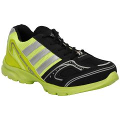 BACHINI Black Green Sport Shoes for Men (Product Code - 1609-Black Green)