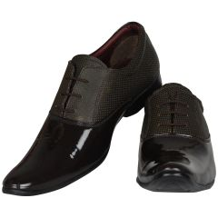 Brown Formal Shoes For Men (code - 1638-brown) - Factory2doorstep