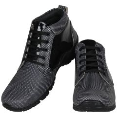 Black Boot For Men (code - 1639-black) - Footwear