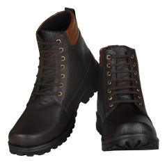 Brown Boot For Men (code - 1632-brown)