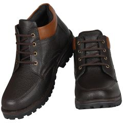 Brown Boot For Men (code - 1630-brown) - Footwear