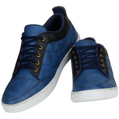 Blue Casual Sneakers For Men (code - 1644-blue)