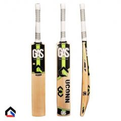 Gas Uconn English Willow Cricket Bat
