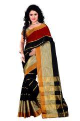 wama fashion cotton silk sari(TZ_Kashish_Red)