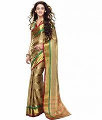 Wama designer Tussar silk saree  party ware sari (TZ_Yatri)