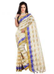 wama fashion cotton silk sari(TZ_Pratibha_Blue)