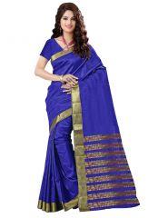 wama fashion cotton silk sari(TZ_Priya_Blue)