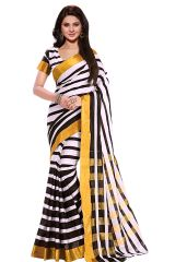 wama fashion cotton silk sari(TZ_Turmeric)