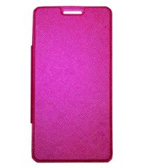 Tbz Premium Flip Cover Case For Htc Desire 526G+ -Pink