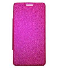 Tbz Premium Flip Cover Case For Samsung Galaxy Grand Duos I9082 -Pink