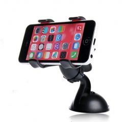 Divyanshi Car Mobile Holder Dual Clip
