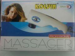 Kolvin Magic Heavy Duty Body Massager 15 Attachment