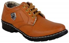 George Adam mens tan casual shoes