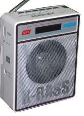 Sonilex Sl-414fm Portable FM Radio With Usb/sd Music Player