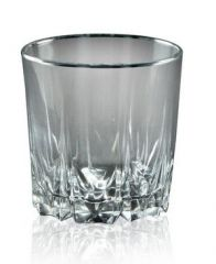 Pasabahce Karat Whisky Glasses Set Of 6