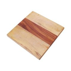 Onlineshoppee Sheesam & Pine Wood Best Quality Kitchen Chopping Board Size(LxBxH-10x10x1) Inch AFR1146