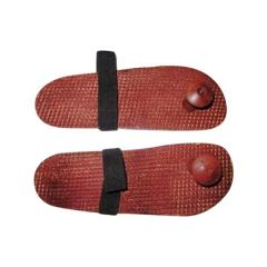 Onlineshoppee Health & Fitness - OnlineShoppee Wooden Accupressure Slippers