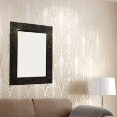 Mirrors - Onlineshoppee MDF Decorative Wall Mirrorr AFR2673