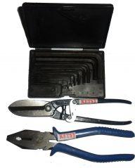 Ketsy 533 Home Hand Tool Kit (11 Pcs)