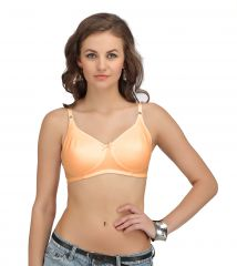 "Sona Women""s Full Cup Cotton Breast Cancer, Mastectomy Bra Skin-(Code-SL-CANCER-BRA-1-SKIN)"
