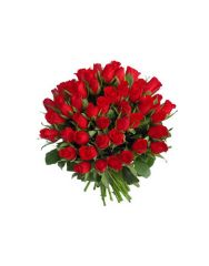 Gifts Valley 48 Red Roses Gift Items