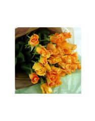 Gifts Valley Orange Roses Bouquet Gift Items