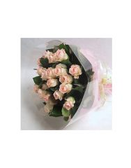 Gifts Valley Pink Roses Spray Gift Items