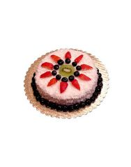 Gifts Valley Five Star Pineapple Cake - 1 Kg Gift Items