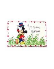 "Gifts Valley Micky""s Garden Cake Gift Items"