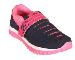 Women's Footwear - Jollify Pink Womens Running shoes(LDS11)