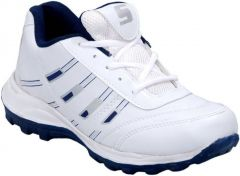 Gift Or Buy Jollify White Mens Sports Shoes(Sn0570white)