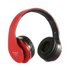 Stn-12 Stereo Music Headphone 4in1 Multifunctional Wireless Bluetooth 3.0   Edr Headset 3.5mm Audio Jack For iPhone Samsung