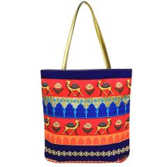 Dessert Parade Canvas Travel Tote Bag