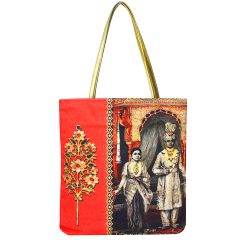 Heritage Canvas Travel Tote Bags