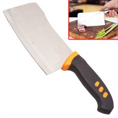 Big Knife Fruit Vegetable Chef Knives Blade Chopper Cutlery Kitchen Cutter -08