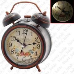 Exclusive Fashionable Analog Gift Table Wall Desk Self Clock Watch with Alarm-84